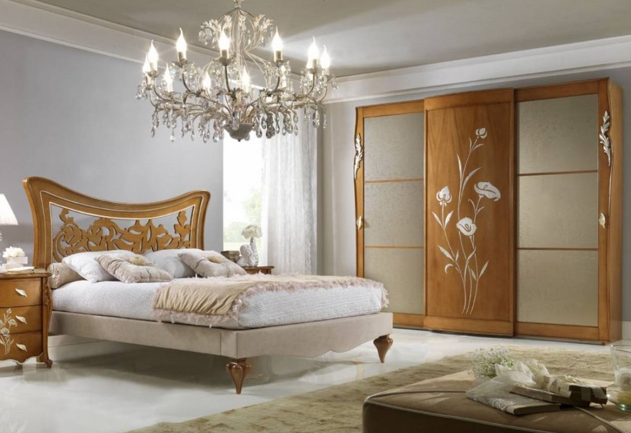 Fabbrica camere di lusso a Verona - Arredamenti di lusso a Verona