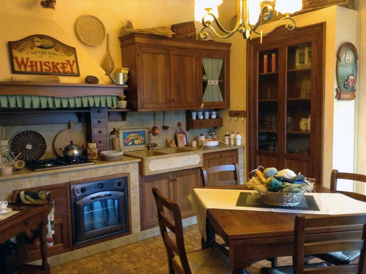 Country- shabby chic | Realizzazione cucine country- shabby chic