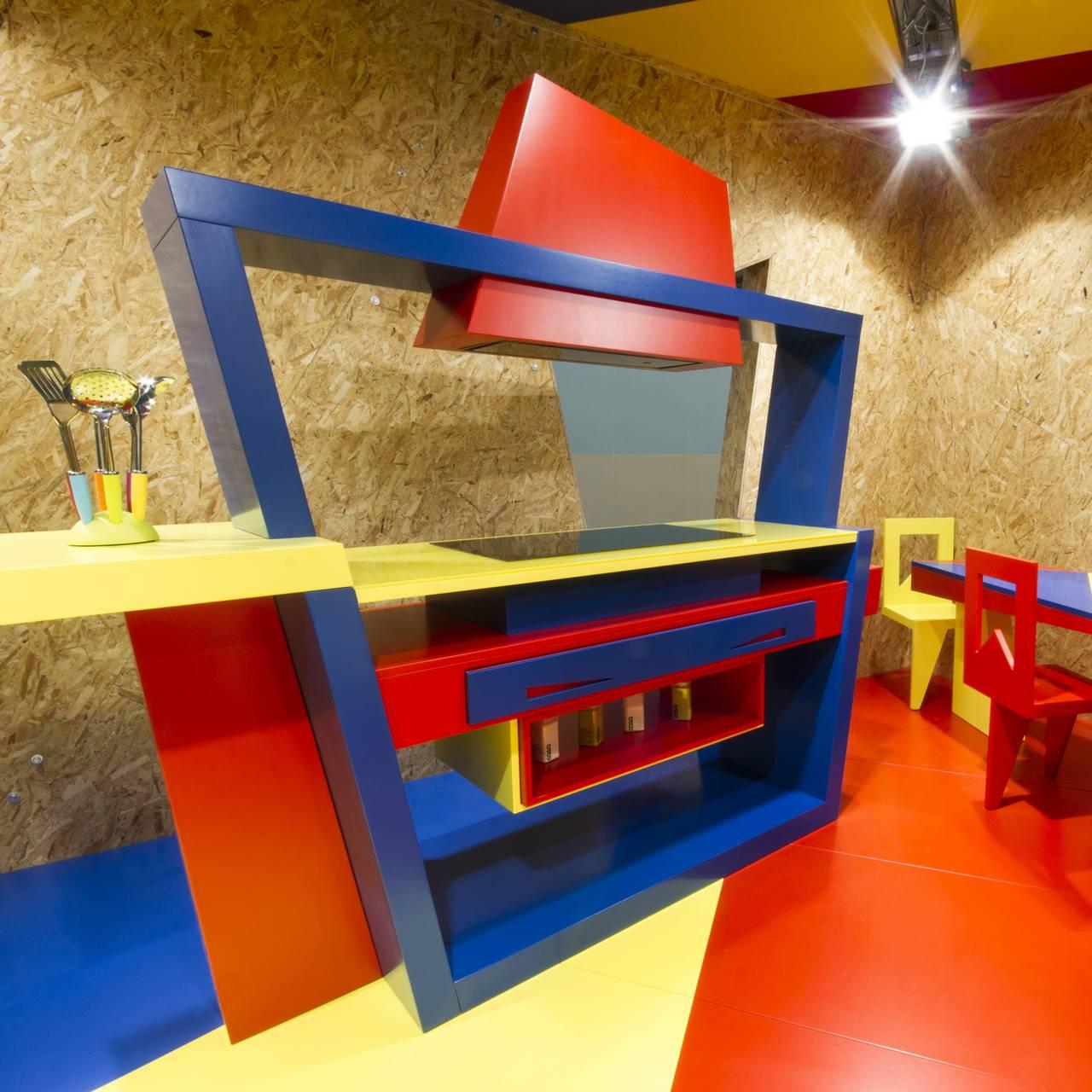 Fabbrica cucine futuristiche verona