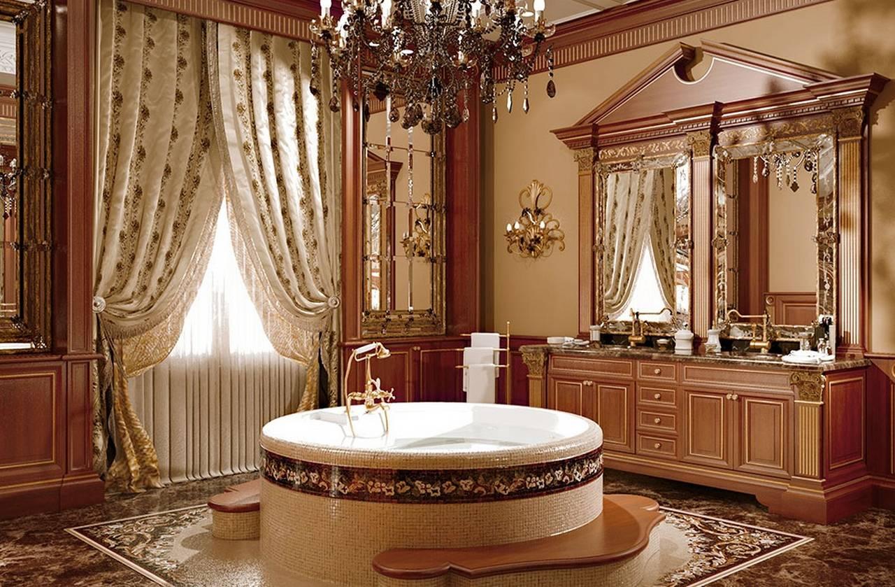 Bagno di lusso