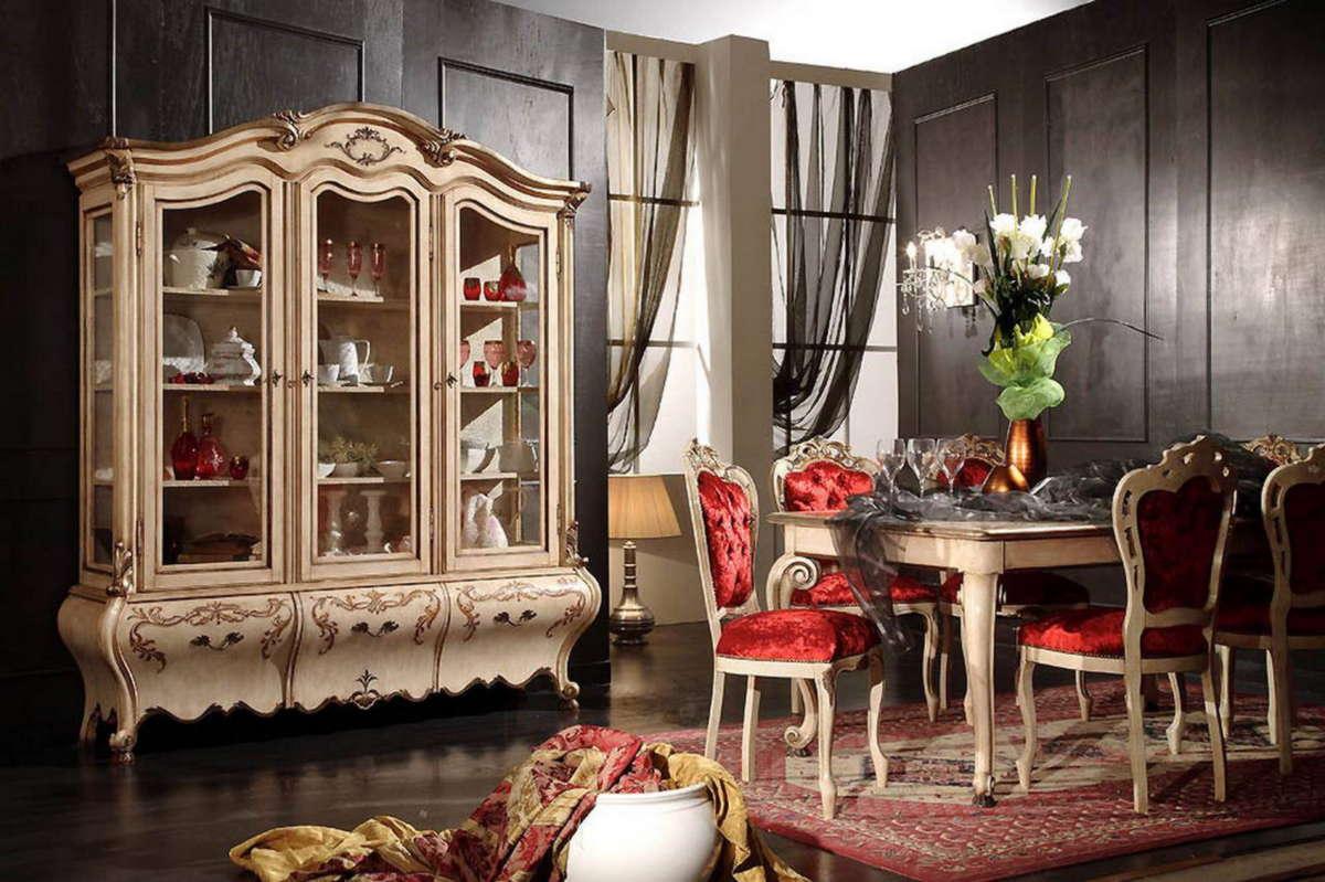 Fabbrica soggiorni classici a Verona - Fabbrica mobili su misura a Verona