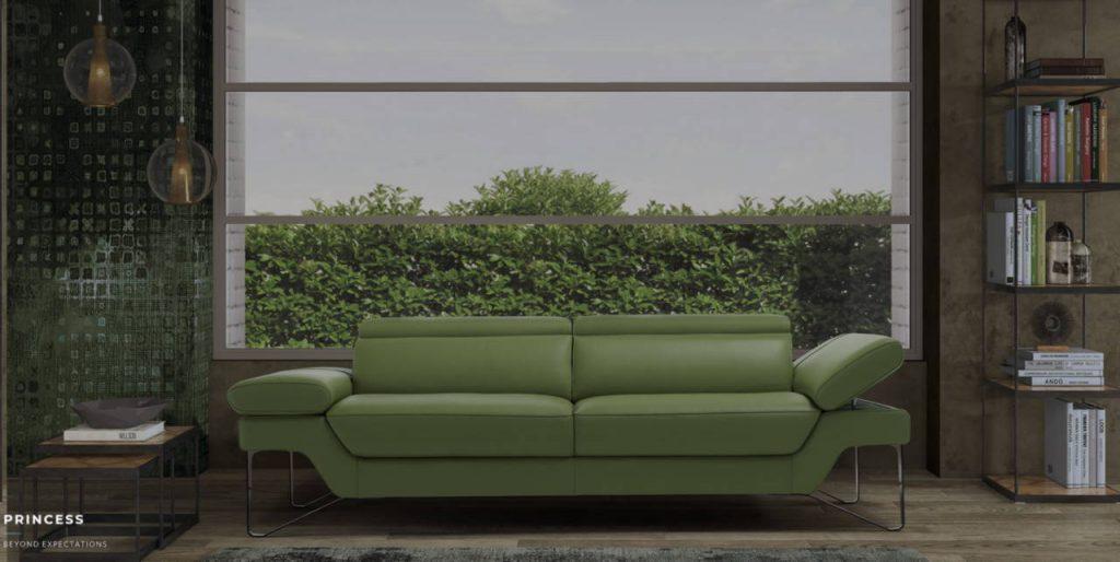 Mobili in legno massello per soggiorni moderni - Fabbrica di soggiorni a Verona